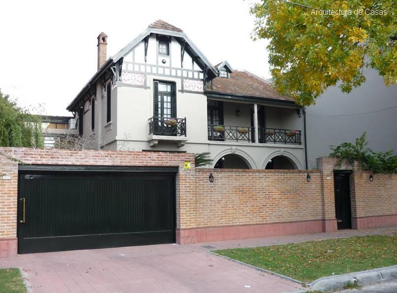 Arquitectura de casas fotos de fachadas de casas urbanas for Casa chalet