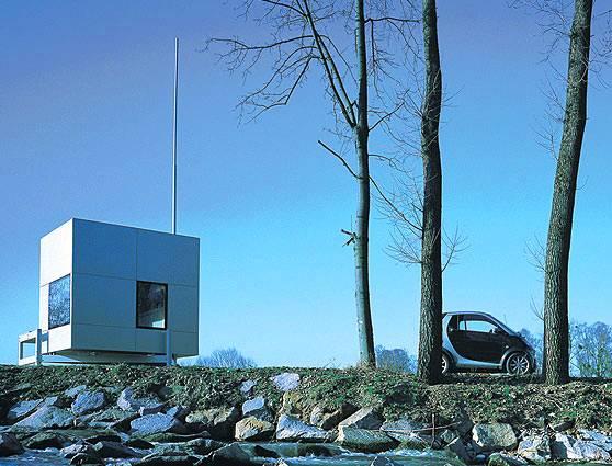 Micro casa en Alemania