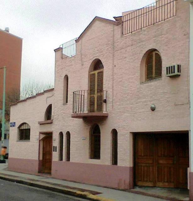 Fachada de casa reformada
