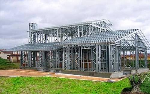 Arquitectura de casas casas industrializadas for Casas industrializadas