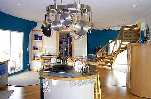 Interior casa de bóvedas