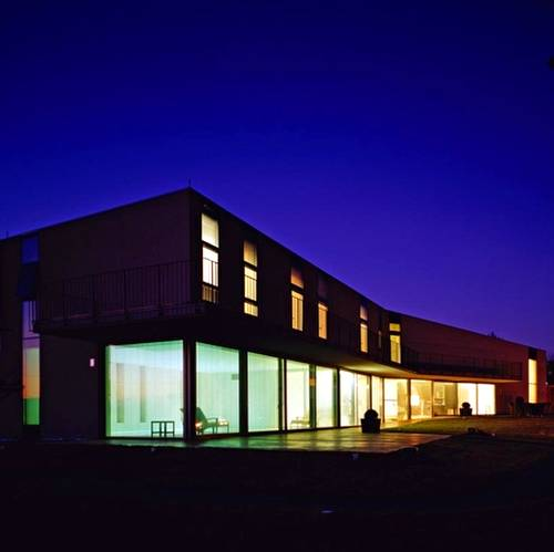 Casa contemporánea en Croacia de 3LHD architects