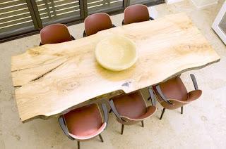 Uso de madera en interiores