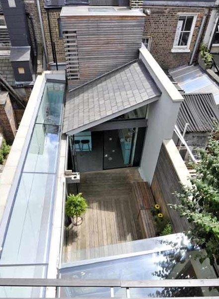 Reforma y modernización de una casa victoriana en Inglaterra