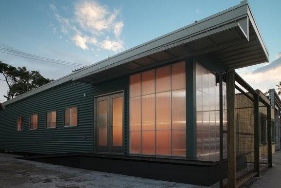 Arquitectura de casas las nuevas viviendas m viles for Planos de casas norteamericanas