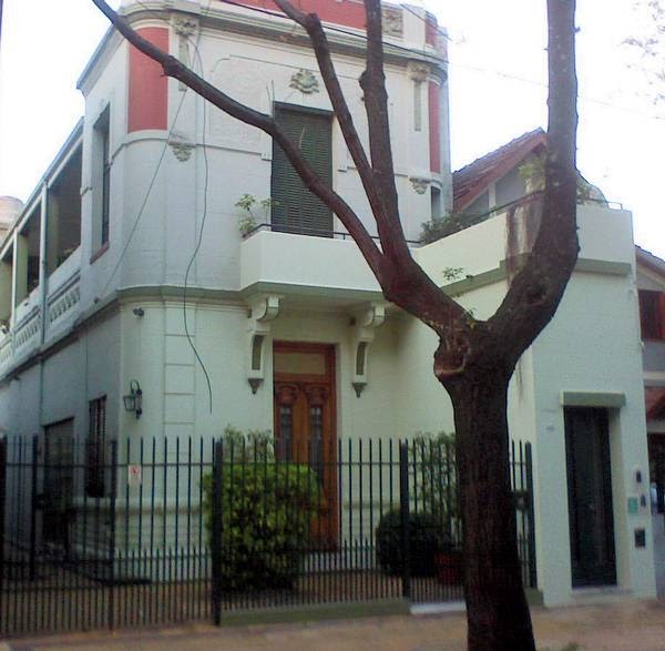 Arquitectura de casas casa estilo italiano en 2 plantas - Casas de estilo italiano ...
