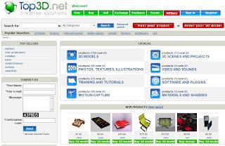 Software 3D paquete
