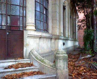 Fachada casa vieja