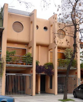 Casas duplex estilo Contemporáneo