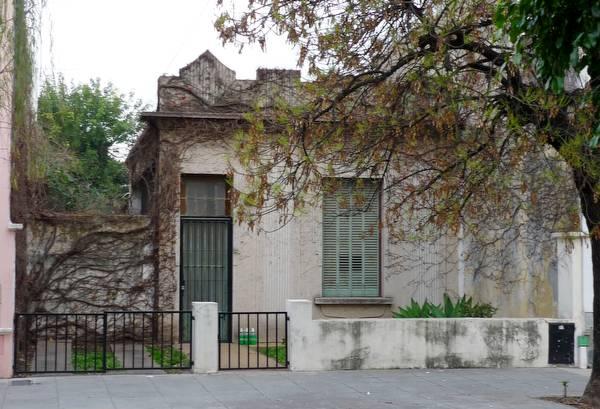 Foto de casa chorizo Art Decó