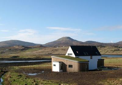 Casa de campo en Escosia