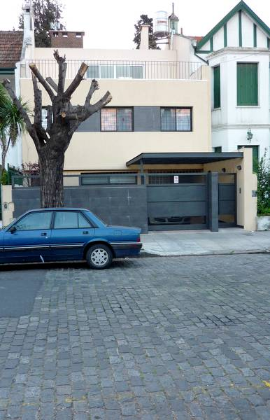 Casa moderna contemporánea