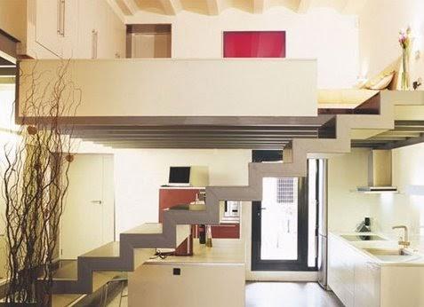 Arquitectura de casas casa antigua reciclada y for Casa decoracion valencia