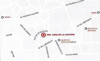 Mapa + ubicación