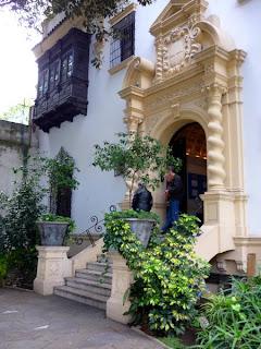 Casa en el interior