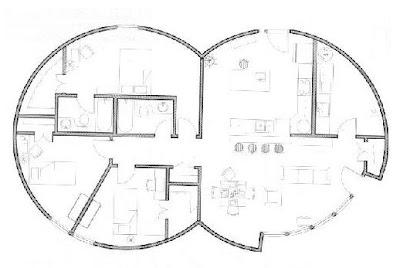 Casas domo planos reparaci n del techo de la casa - Casas geodesicas ...