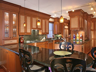 Kitchen + cabinetry