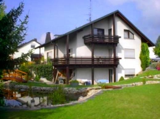 Casa tipo chalet en la Selva Negra de Alemania