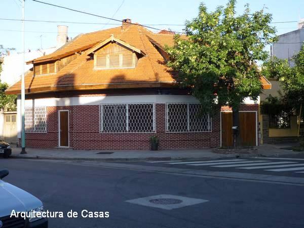 Casa residencial diseño de chalet moderno en Buenos Aires