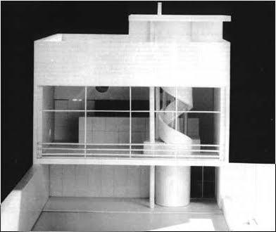 Arquitectura de casas casa moderna le corbusier - Casas de le corbusier ...