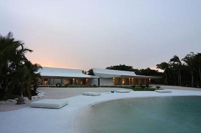 Villa exótica