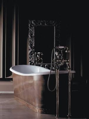 Baño estilo Clásico de lujo