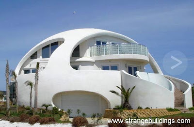 Casa domo perspectiva