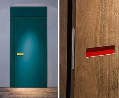 Detalle puertas interiores