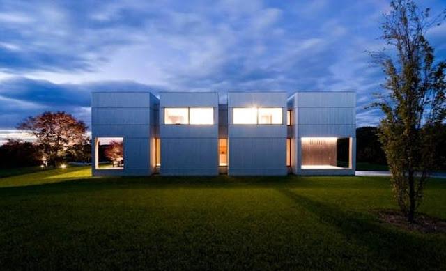 Residencia contemporánea en Ancram Nueva York