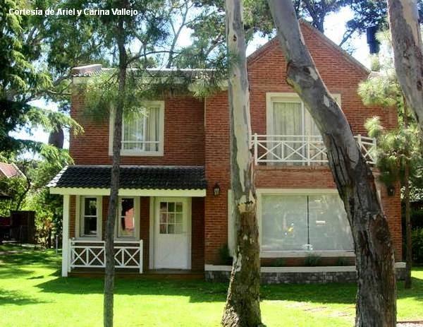 Arquitectura de casas chalet estilo ingl s en pinamar bosque for Decoracion de interiores ingles