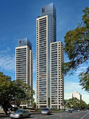 Render torres Le Parq Buenos Aires