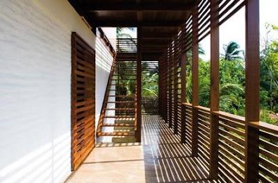 Galería de casa Tropical en Brasil