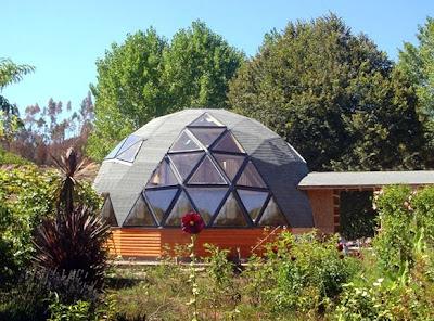 Casa de Naturedomos