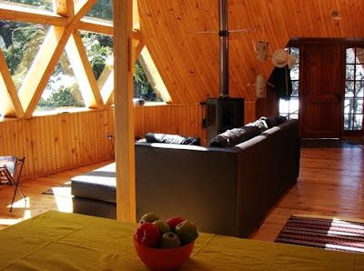 Interior del domo