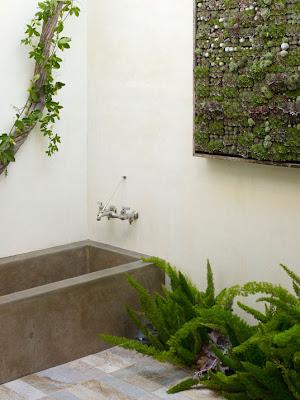Estanque bañera
