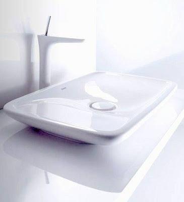 Lavamanos de baño