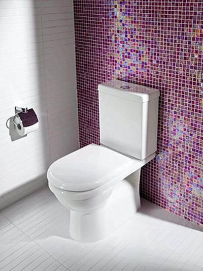 Baño con detalles de lujo