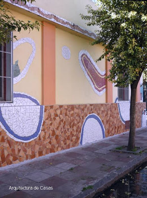 Fotos bardas bonitas casas trovit genuardis portal picture - Fachadas de casas pintadas ...