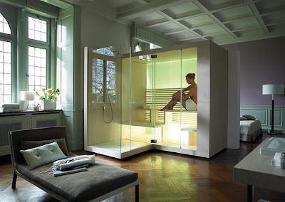 Sauna baño