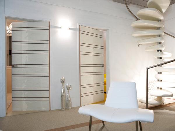 Arquitectura de casas escalera caracol escult rica for Gradas para interiores