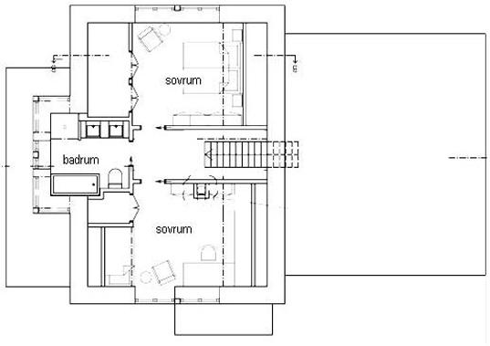 Arquitectura de casas casa sustentable sueca de energ a - Como llenar la casa de energia positiva ...
