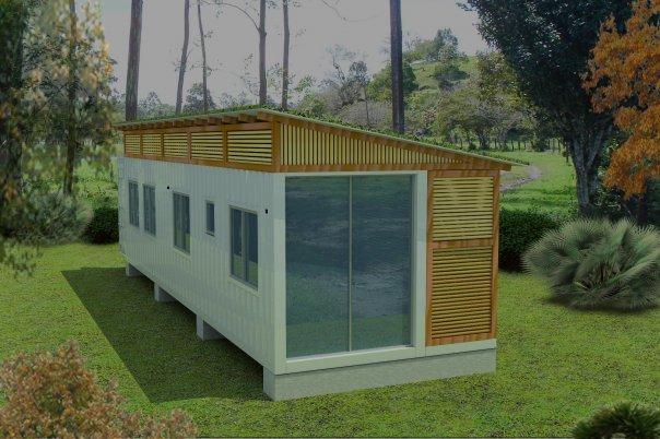 Casa fabricadas con contenedores tattoo design bild - Contenedor maritimo casa ...