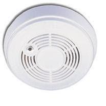 Sensor de humo detecta incendios
