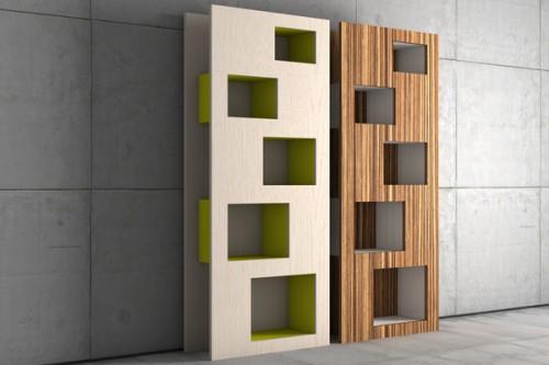 Modern Bookshelf Design 500 x 333