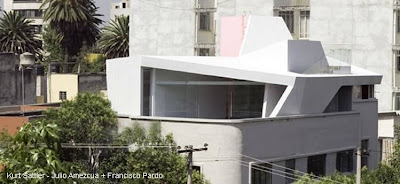 Casa en una terraza