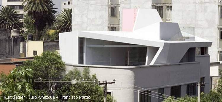 Arquitectura de casas casa ultramoderna en la terraza de - Casa ultramoderna ...