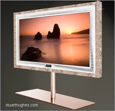 Televisión LCD de lujo