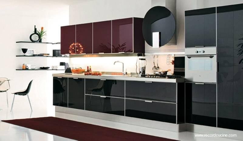 Arquitectura de casas dise os de cocinas italianas for Disenos cocinas integrales