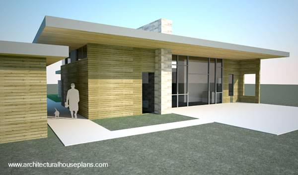 Arquitectura de casas im genes y fotos de casas modernas for Casa moderna 9 mirote y blancana