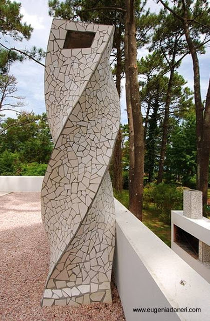 Respiradero estilo Gaudi
